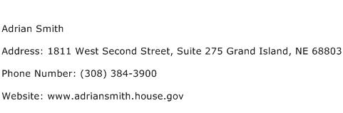 Adrian Smith Address Contact Number