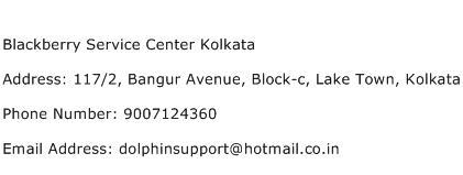 Blackberry Service Center Kolkata Address Contact Number