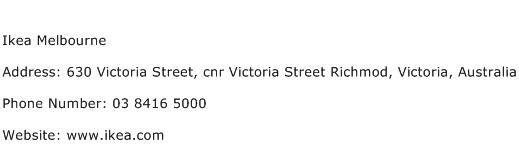 Ikea Melbourne Address Contact Number